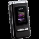 Nokia N75 top