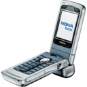 Nokia N90 open