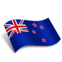 128x128 of New Zealand Flag