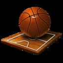 128x128 of Basketball