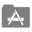 Opacity Folder Apps