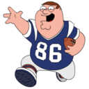 Peter Griffin Football