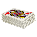 128x128 of Deck of Cards