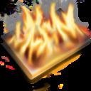 128x128 of Burn