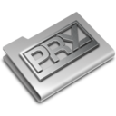 128x128 of Pry Logo