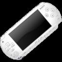 White PSP 2