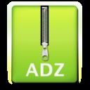 128x128 of ADZ