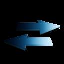 rafraichir bleu