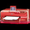 128x128 of HP Printer