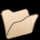 128x128 of Folder beige