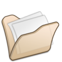 Folder beige mydocuments