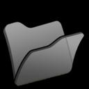 Folder black
