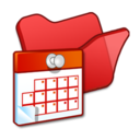 Folder red scheduled tasks