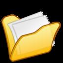 Folder yellow mydocuments