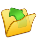 Folder yellow parent
