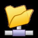 128x128 of Network Folder
