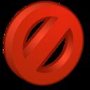 128x128 of Symbols Forbidden