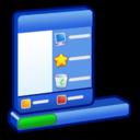 System Taskbar Start Menu