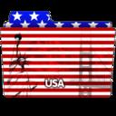 128x128 of USA