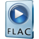 128x128 of FLAC File