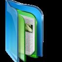 Live Folder Green