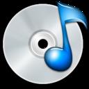 128x128 of Audio CD
