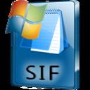 SIF File