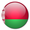 128x128 of Belarus Flag
