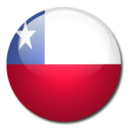 128x128 of Chile Flag