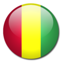 128x128 of Guinea Flag