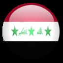 128x128 of Iraq Flag