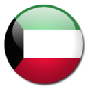128x128 of Kuwait Flag