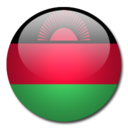 128x128 of Malawi Flag