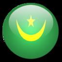 128x128 of Mauritania Flag