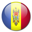 128x128 of Moldova Flag