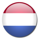 128x128 of Netherlands Flag