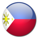 128x128 of Philippines Flag