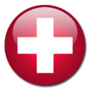 128x128 of Switzerland Flag