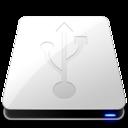 128x128 of USB White