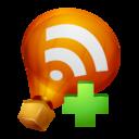 Ballon RSS Feed Add
