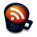 Coffee Cup RSS Feed