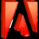 128x128 of Adobe