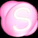 Skype pink