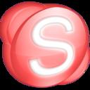 Skype red