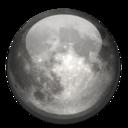 128x128 of Moon