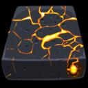 Volcanic FireWire Drive