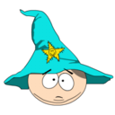 Cartman Gandalf head