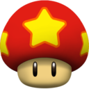 128x128 of Life Mushroom