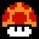 Retro Mushroom