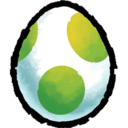 128x128 of Yoshi Egg